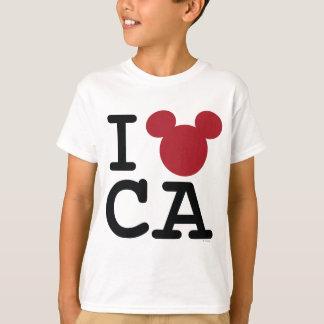 I Heart California T-Shirt