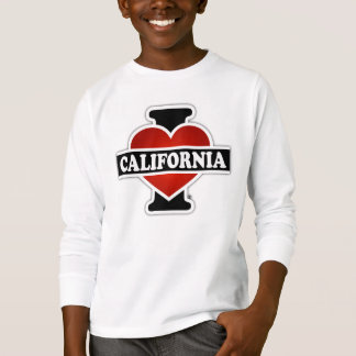 I Heart California T-Shirt