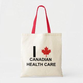 I Heart Canadian Health Care Bag