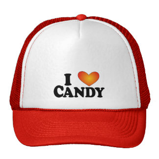 I (heart) Candy - Lite Multi-Products Hat