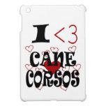I Heart Cane Corsos Case For The iPad Mini