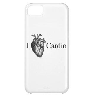 I Heart Cardio iPhone 5C Case