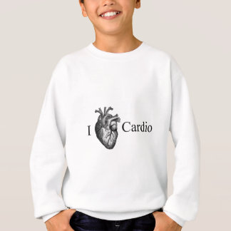 I Heart Cardio Sweatshirt