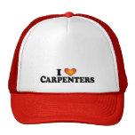 I (heart) Carpenters - Lite Multi-Product T-Shirt Hat