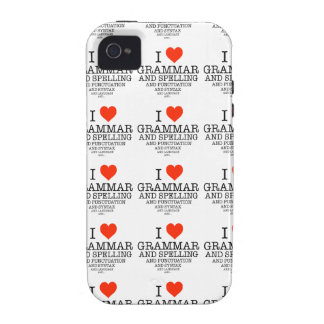 I Heart Case-Mate iPhone 4 Cases