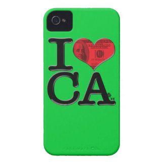 I (heart) CAsh iPhone 4 Cover