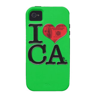 I (heart) CAsh iPhone 4/4S Cases