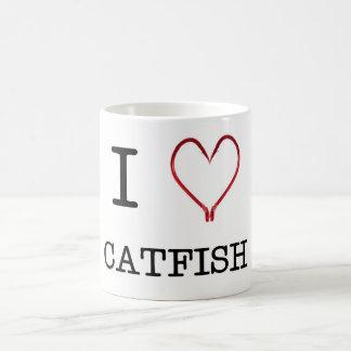 I [Heart] Catfish Mug