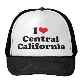 I Heart Central California Trucker Hat