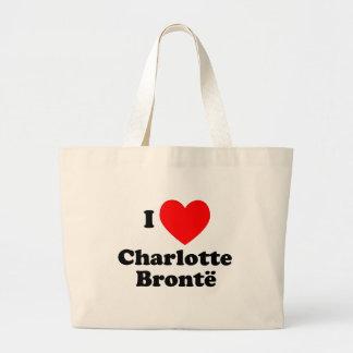 I Heart Charlotte Bronte Bag