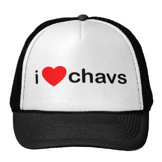 I Heart Chavs Trucker Hat