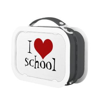 I Heart Chevron Lunch Box