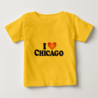 I (heart) Chicago - Lite Products Baby T-Shirt