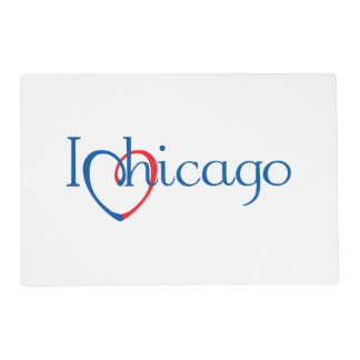 I Heart Chicago Placemat