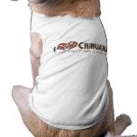 I Heart Chihuahua Pet T Shirt