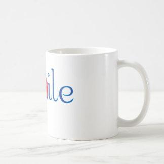 I Heart Chile Coffee Mug