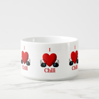 I Heart Chili Chili Bowl