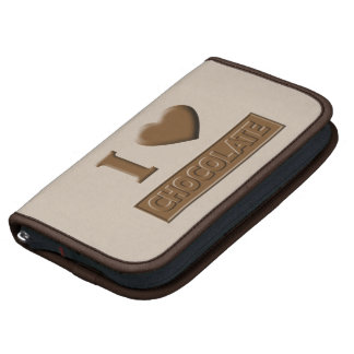 I Heart Chocolate Folio Planners
