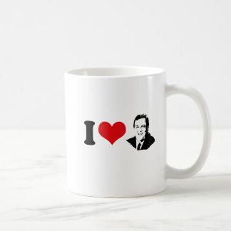 I HEART CHRISTIE 2012 COFFEE MUGS