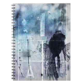 I Heart Chromium - Blue Notebook