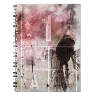I Heart Chromium - Red Notebook