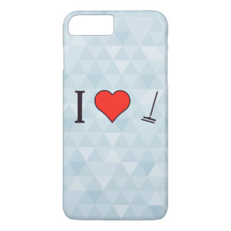 I Heart Cleaning My House iPhone 7 Plus Case