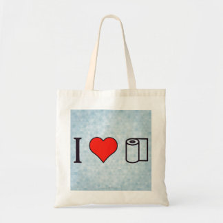 I Heart Cleaning Up Spills Tote Bag