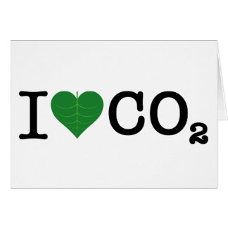 I Heart CO2 Card