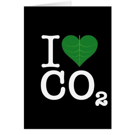 I Heart CO2 Card