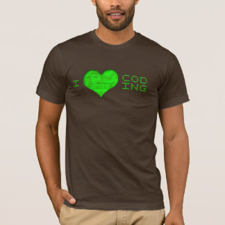 I Heart Coding T-Shirt