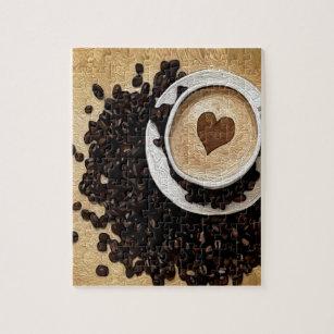 Coffee Jigsaw Puzzles | Zazzle