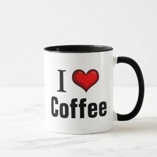 I Heart Coffee ~ Mug