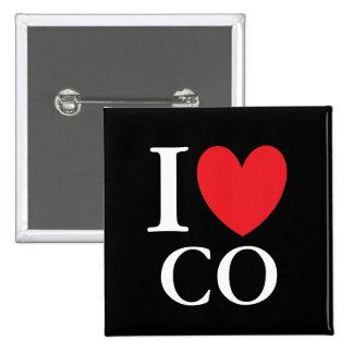 I Heart Colorado Button