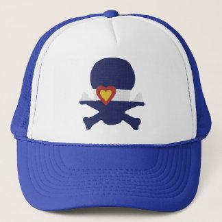I Heart Colorado Skull! Trucker Hat