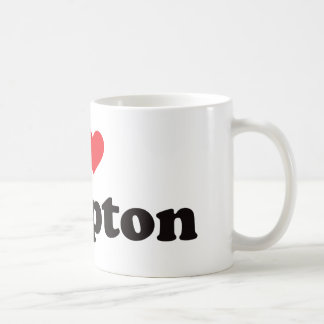 I Heart Compton Coffee Mug