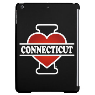 I Heart Connecticut Cover For iPad Air