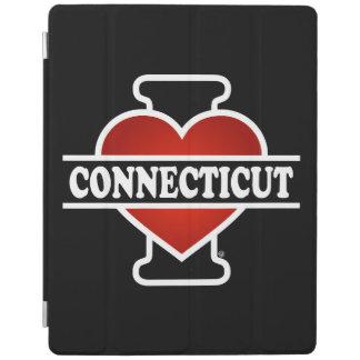 I Heart Connecticut iPad Cover