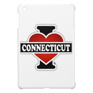 I Heart Connecticut iPad Mini Cases