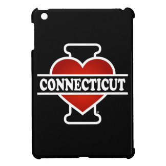 I Heart Connecticut iPad Mini Cover