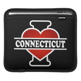 I Heart Connecticut iPad Sleeve