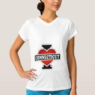 I Heart Connecticut T-Shirt