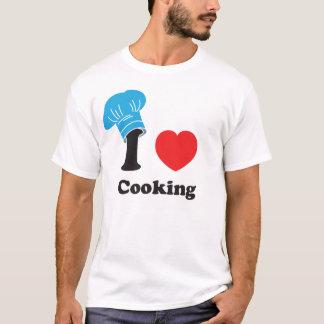 I (Heart) Cooking T-Shirt
