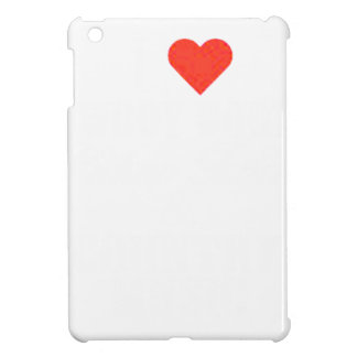 i heart cowboy boots w iPad mini case