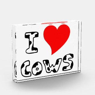 I Heart Cows Award