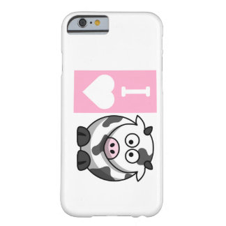 I Heart Cows iPhone 6 case