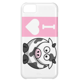 I Heart Cows iPhone Case