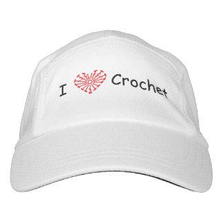 I Heart Crochet -Heart Crochet Chart Pattern Hat