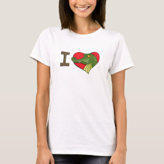 I heart crocs T-Shirt