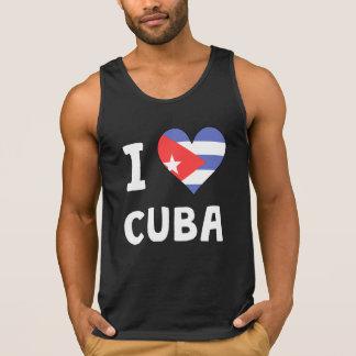 I Heart Cuba Tank