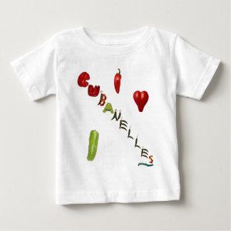 I Heart Cubanelles Baby T-Shirt